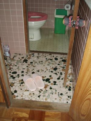 快適なトイレやキッチンに感激です!