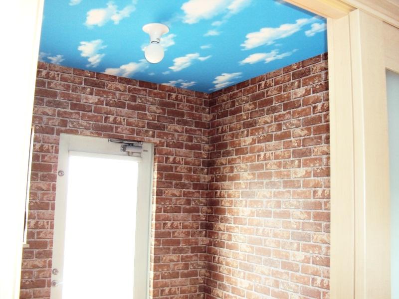 増築によりご主人の趣味の部屋が完成しました。