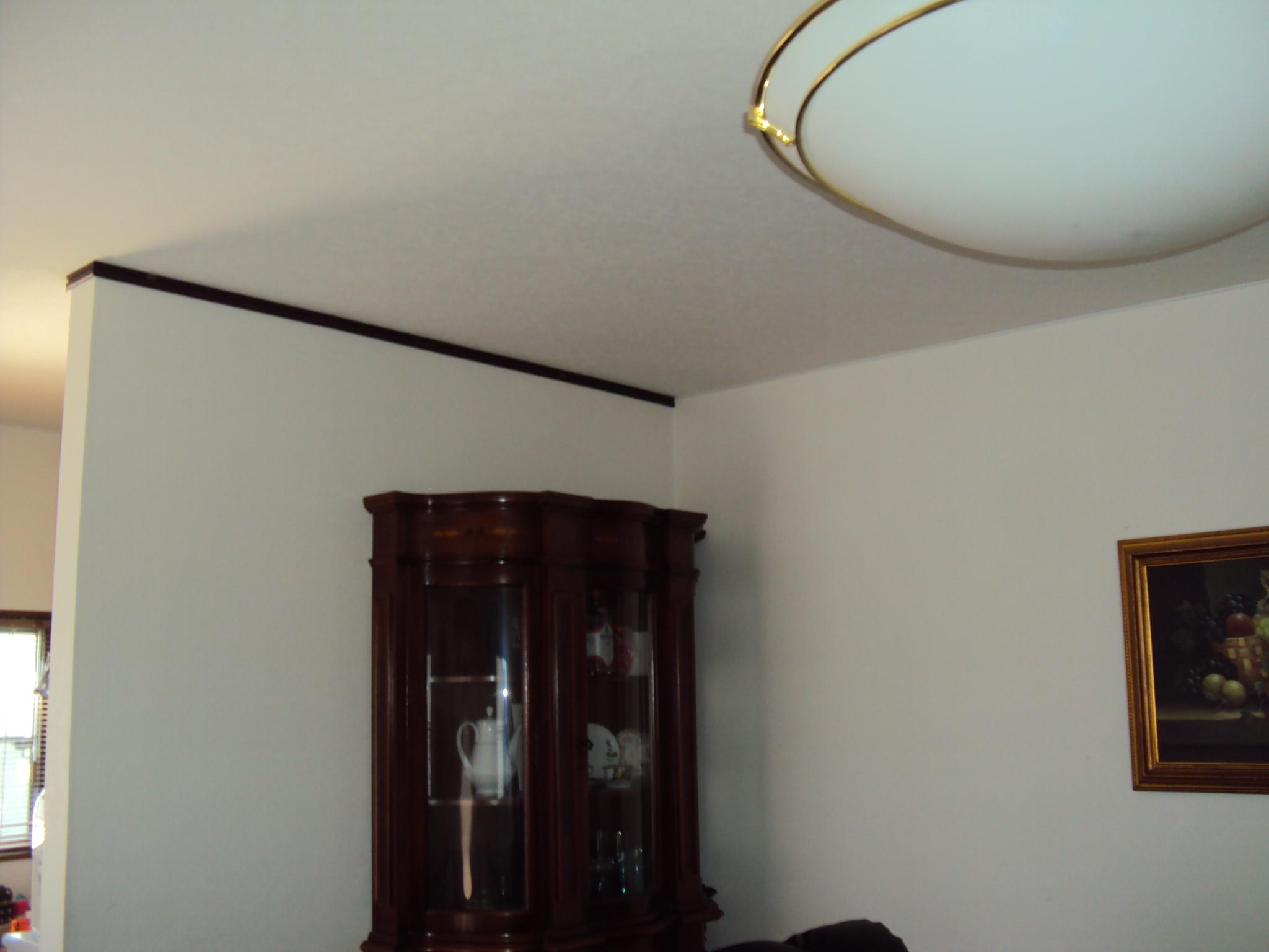 1階の全面改修工事をしました。