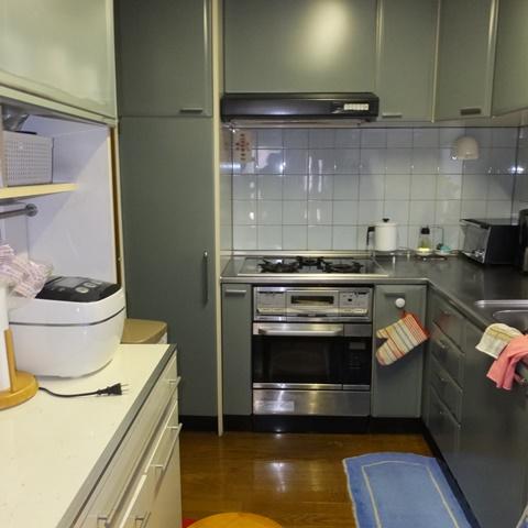 キッチンと内装をリフォームしました