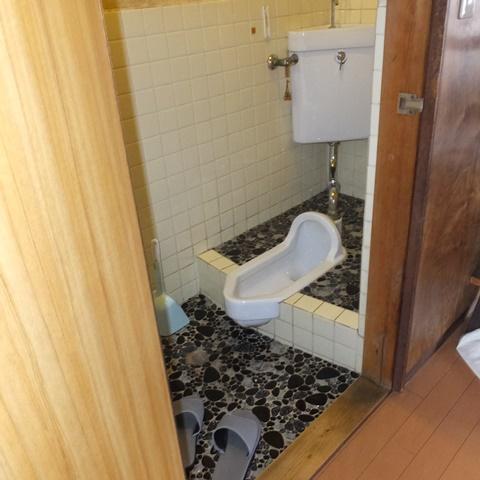 和式トイレを洋式にリフォーム