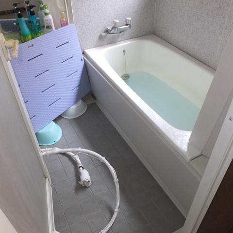 浴室のリフォームをしました