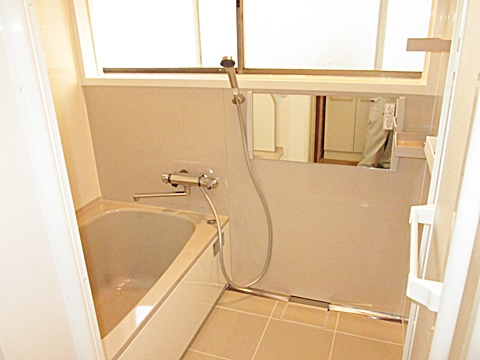 浴室改修と介護保険リフォームをしました