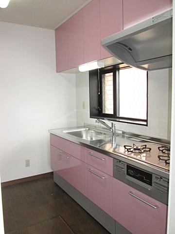 キッチンとトイレ、洗面所のリフォームをしました