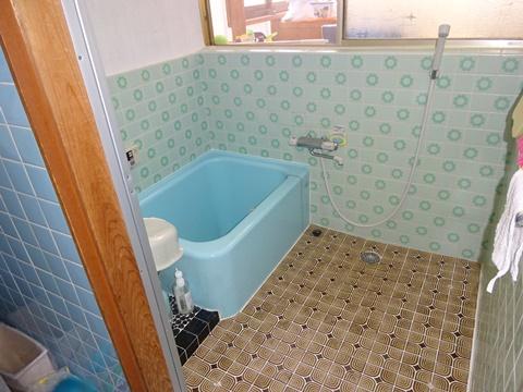 浴室と洗面所、和室床をリフォームしました