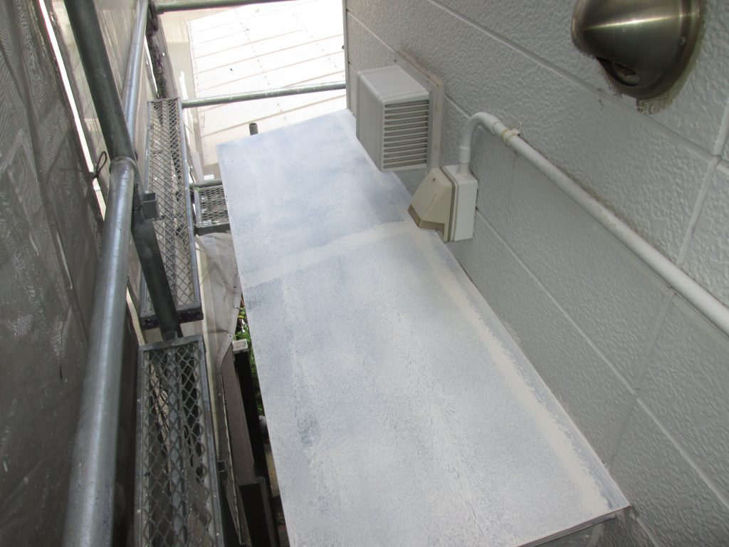 外壁と屋根の塗り替え、内部リフォームをしました
