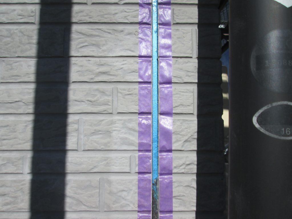 外壁を塗り替えました