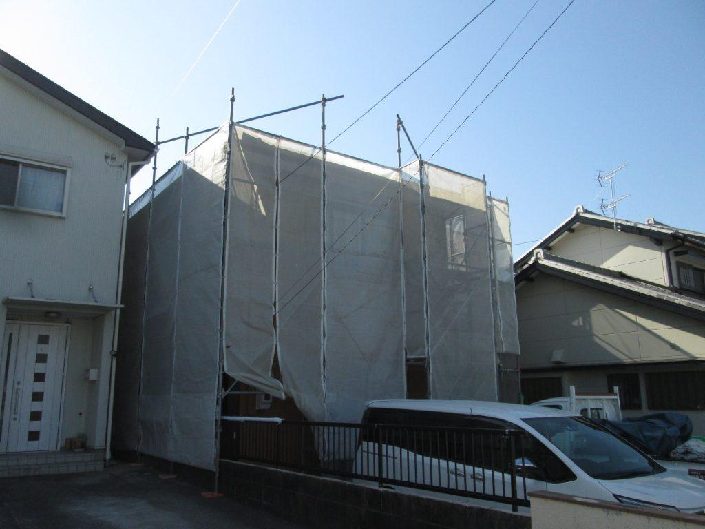 外壁と塀、倉庫を塗り替えました ほか