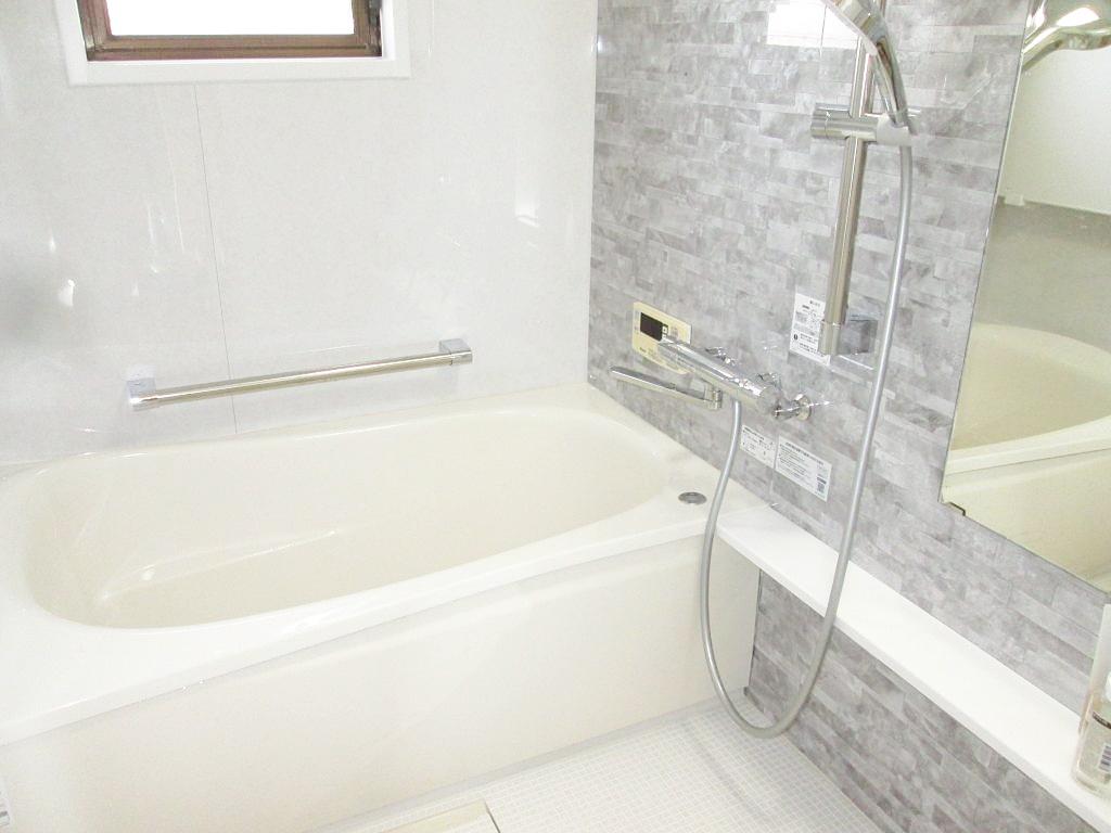 マンションの浴室をリフォームしました