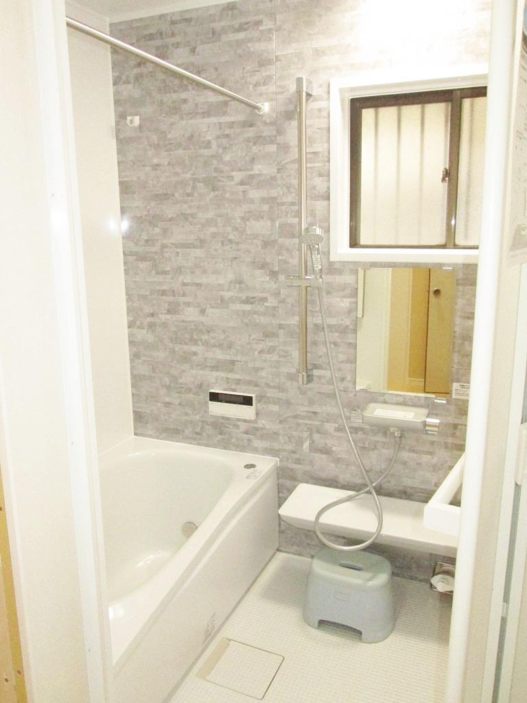 お風呂と洗面所のリフォームをしました